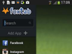 Foxtab Speed Dial 1.1 Screenshot