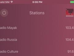 Foxy Russian Radio 1.1 Screenshot