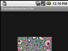 Fractal Animation 1 Lite 3.0.2 Screenshot