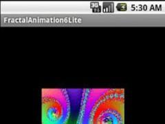 Fractal Animation 6 Lite 3.0.2 Screenshot