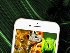 Fractal Wallpaper & Lock Screen Themes – Free HD Background.s For iPhone Or iPad 2.0 Screenshot