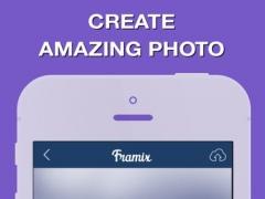 Framix PRO - Photo Collage Maker for Instagram 1.1 Screenshot