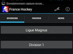 France Hockey 1.35 Screenshot