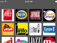 France Radio - Free Live France Radio Stations 1.0 Screenshot