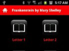 Frankenstein by Mary Shelley 1.3.2 Screenshot