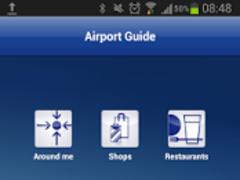 Frankfurt Airport, FRA AIRPORT 1.6 Screenshot