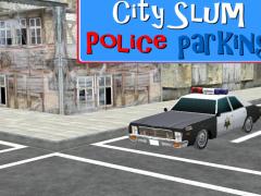 Free 3D Police Car Parking 1.2 Screenshot