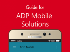 Free ADP Mobile Solutions Tips 2.0 Screenshot