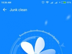 Review Screenshot - Antivirus App – Keep Your Phone Protected from Viruses