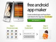 Free App Maker 1.0 Screenshot
