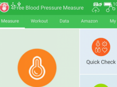 Free Blood Pressure Measure 2.5.6 Screenshot