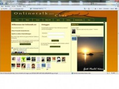 free chat-server 2011-01-20 Screenshot