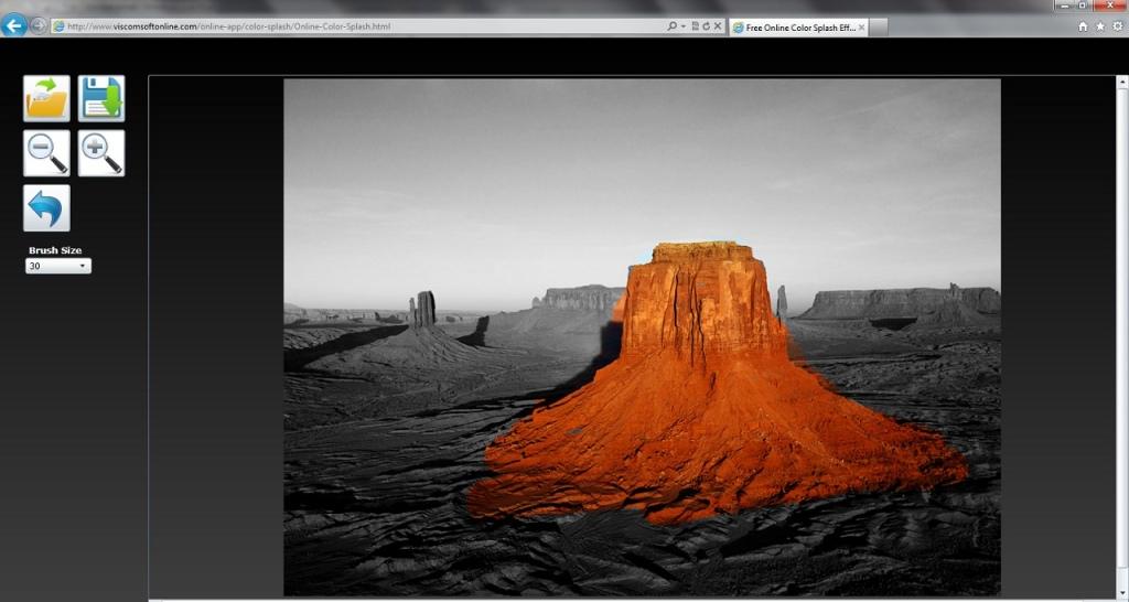 Fotor color splash studio will make your photos pop on windows pc.