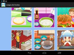 Free Cooking Games 1.0 Screenshot