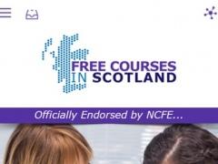 FREE Courses In Scotland 1.0 Screenshot