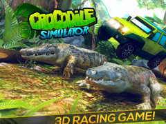 Free Crocodile Simulator Game 1.0.0 Screenshot