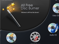Free Disc Burner Platinum 8.4.7 Screenshot