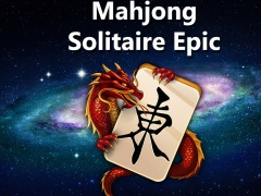 Mahjong Epic (Linux) 1.45 Screenshot
