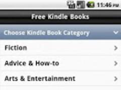 Free eBooks (needs Kindle App) 12.0 Screenshot