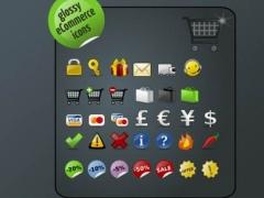 Free eCommerce icons 1.0 Screenshot