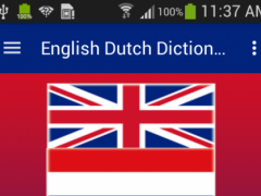 Free English Dutch Dictionary 1.0 Screenshot