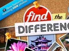 Free Find the Differences - Family Packed Puzzle Arcade & Kids Game - For iPhone 3.8 Screenshot