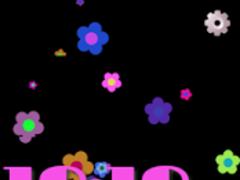 [Free]Flower Flow! CustomClock 1.28 Screenshot