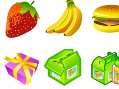 Free Food Icons 1.0 Screenshot