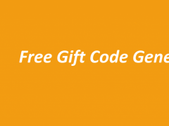 Free Gift Card Generators 1.0 Screenshot