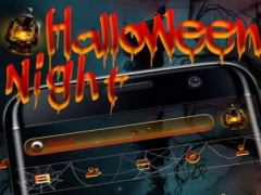 (FREE) HALLOWEEN NIGHT THEME 1.3.60 Screenshot