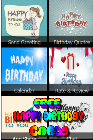 Free Happy Birthday Cards 1 41 Free Download