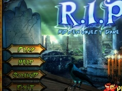 Free Hidden Object Game : R.I.P. - sort through and find objects & items in hidden scenes 56.0.0 Screenshot