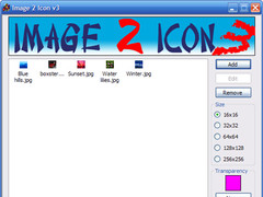 free Image 2 Icon Converter 3.2 Screenshot