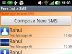 Free India SMS 1.2.0.7 Screenshot