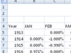 Free Inflation Calculator 1.0 Screenshot