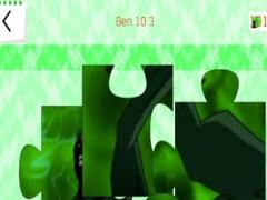 Free Jigsaw Puzzles Pro - Ben 10 Version 1.0 Screenshot