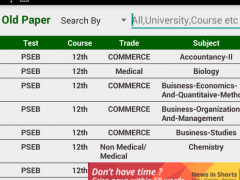 Free Jobs News Old Papers 1.0.2 Screenshot