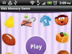 Free Kids Memory Game 1.1 Screenshot
