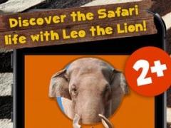 Free Kids Puzzle Teach me Wild Animals Safari Photo 3.0 Screenshot