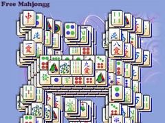 Free Mahjongg H 1.0 Screenshot