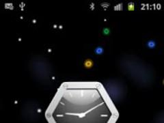 FREE METAL CLOCK GNOKKIA 1.0 Screenshot