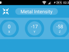 Free Metal Detector 4.2 Screenshot