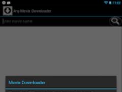 Free Movie Downloader 1.0 Screenshot
