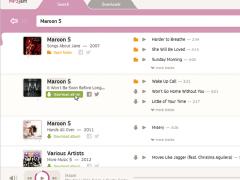 Free MP3jam 1.1.3 Screenshot