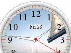 Free Organizer Clock 1.0 Screenshot