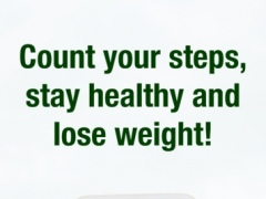 Free Pedometer - Count Your Daily Steps and Lose Weight 1.1 Screenshot