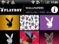 FREE Playboy Wallpapers 1.0 Screenshot
