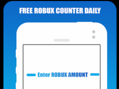 Free Robux Counter For Roblox 1 0 Free Download