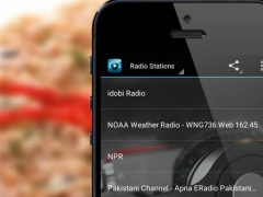 Free Seattle Radio 1.0 Screenshot