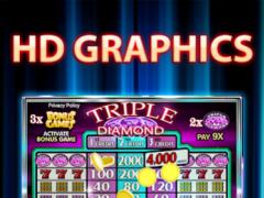 Free Slots Triple Diamond 2.0.1 Screenshot